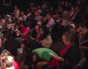 TEDx envelopes